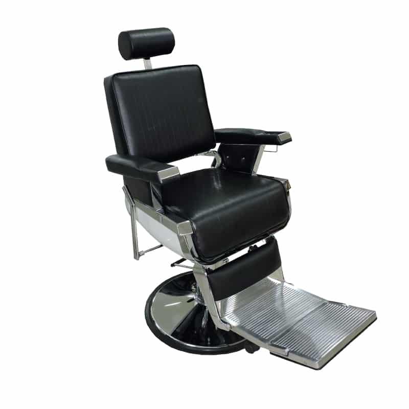 silla barbero ref 38000 f brica royal muebles de On sillas para barberia