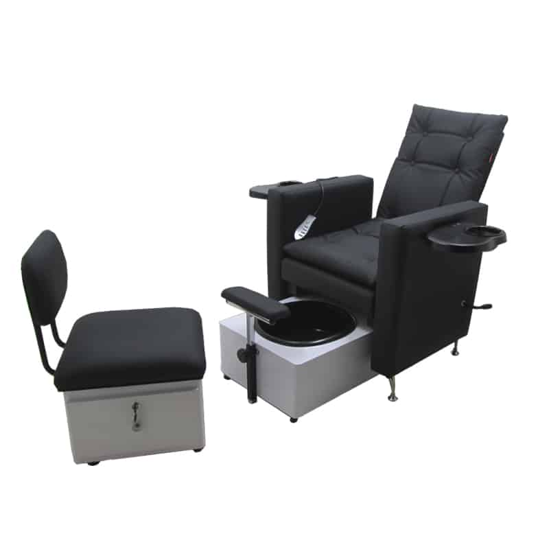 Juego de pedicure ref pr85 f brica royal muebles de for Sillas para pedicure