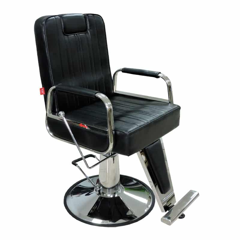 Silla ref b020 f brica royal muebles de belleza y salud for Sillas para barberia