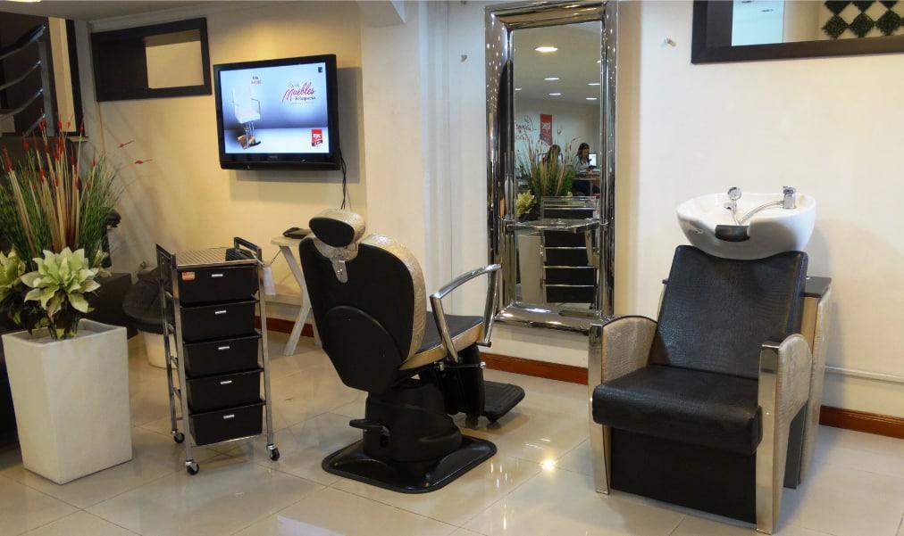 Ideas de diseño para un salón de belleza según tus muebles de peluquería - Fá...