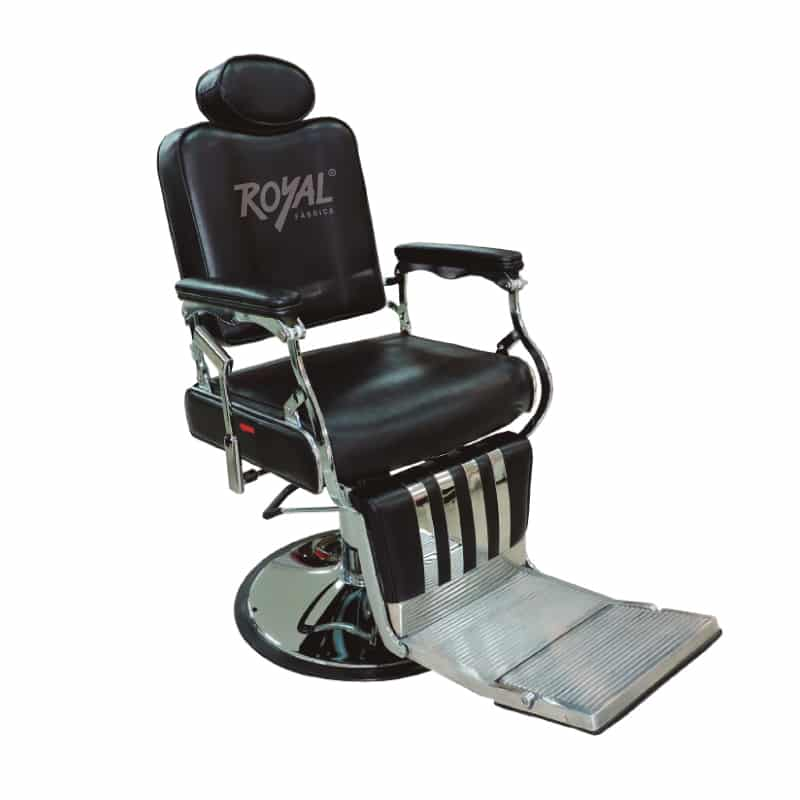 Silla barbero b017 f brica royal for Fabrica sillas