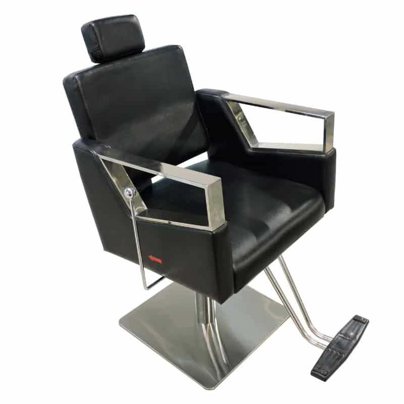Silla ecualizable ref a021 f brica royal muebles de - Sillas de espera para peluqueria ...