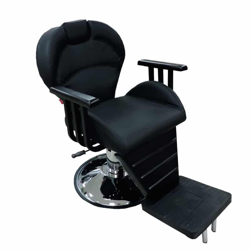 Silla barbero ref 31301 f brica royal for Sillas para barberia