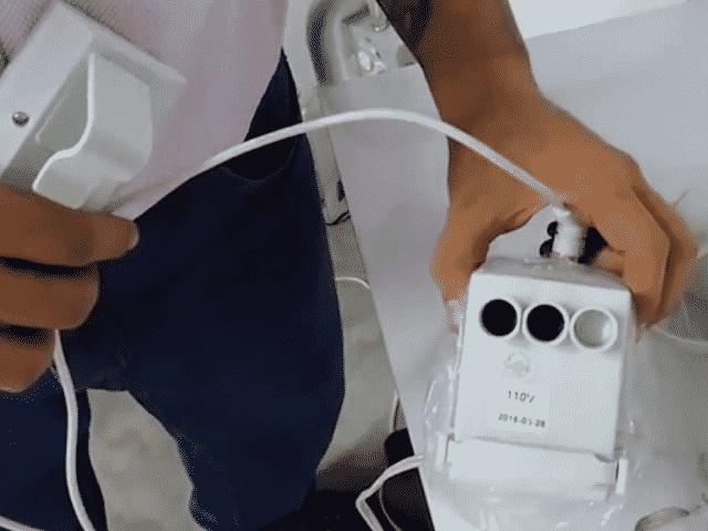 ¿Cómo realizo el cambio o funcionamiento del actuador, control y caja de camilla eléctrica Royal?