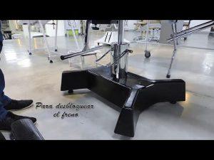 ¿Cuál es el Funcionamiento de hidráulicos para sillas y camas multifuncionales Royal?