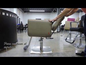 ¿Cuál es el Funcionamiento de un ecualizable mecánico de una silla Royal?