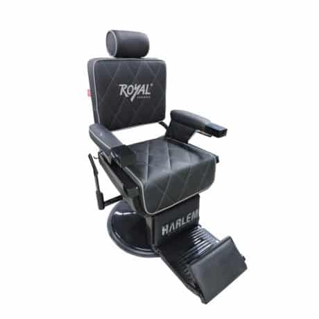 silla de barberia royal edicion especial